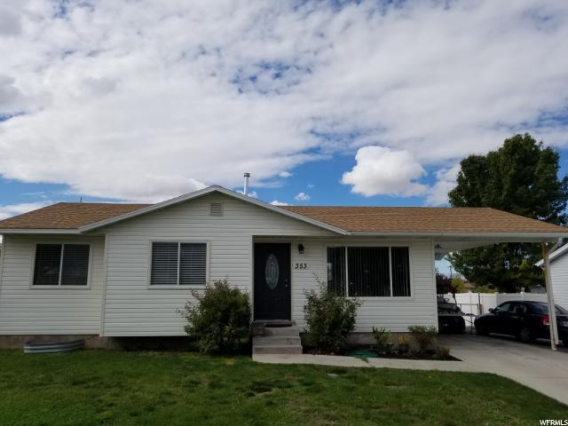 353 Landmark Dr, Tooele, UT 84074 (#1568036) :: The Utah Homes Team with iPro Realty Network