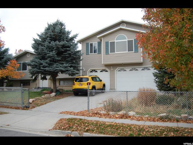 4404 S Wormwood Dr W, West Valley City, UT 84120 (#1568041) :: Colemere Realty Associates
