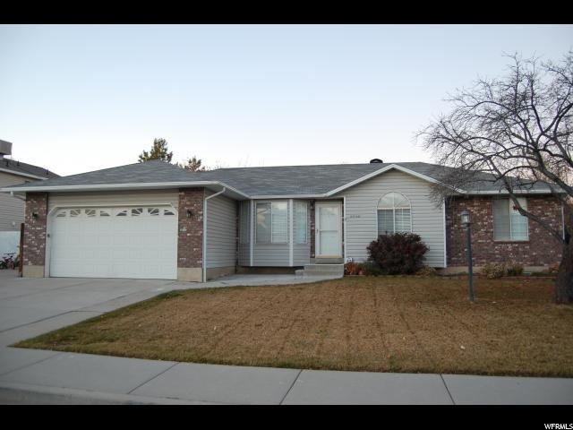 3710 W Spring Water Dr S, West Valley City, UT 84120 (#1568042) :: Colemere Realty Associates