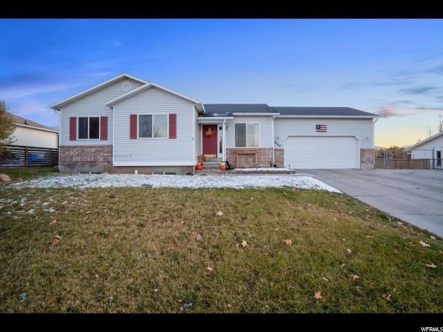 808 Oquirrh Ave, Tooele, UT 84074 (#1568073) :: Action Team Realty