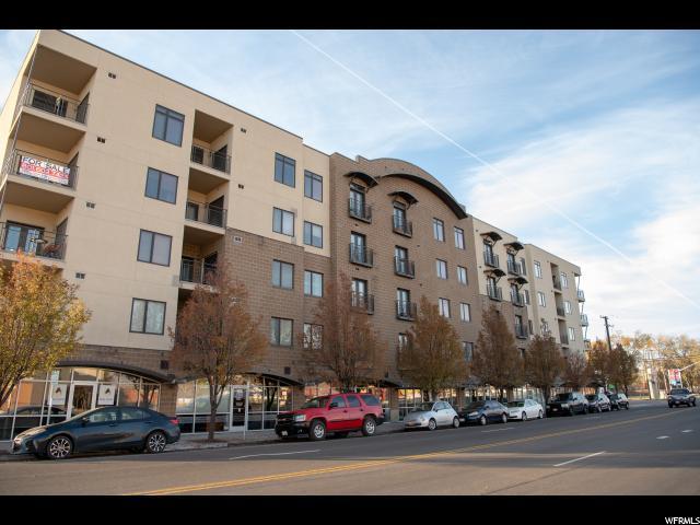 2150 S Main St #408, Salt Lake City, UT 84115 (#1568117) :: Red Sign Team