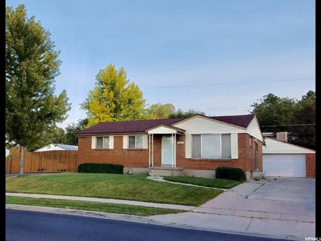 6461 W 3785 S, West Valley City, UT 84128 (#1568121) :: Action Team Realty