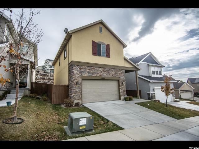 5434 Bear Ridge Way, Lehi, UT 84043 (#1568189) :: Red Sign Team