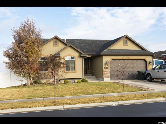 6383 S High Bluff W, West Valley City, UT 84118 (#1568222) :: goBE Realty