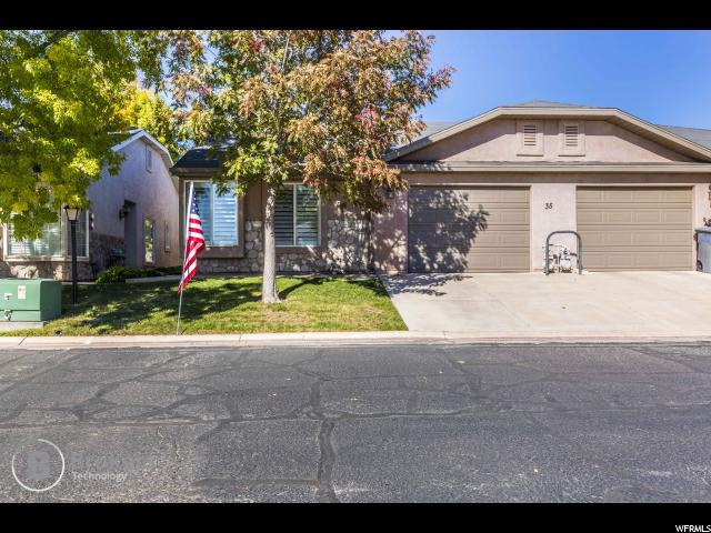 2050 W Canyon View Dr 35A, St. George, UT 84770 (#1568333) :: Red Sign Team