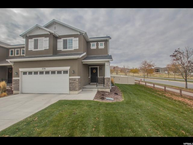 278 W Willow Creek Dr, Saratoga Springs, UT 84045 (#1568352) :: Action Team Realty