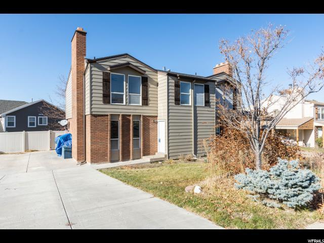 3380 E Davis Blvd S, Bountiful, UT 84010 (#1568365) :: Action Team Realty
