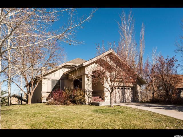 4058 Worthington Dr, Park City, UT 84098 (MLS #1568410) :: High Country Properties