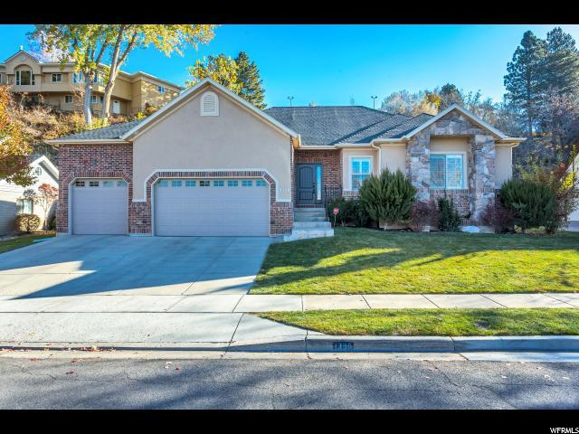 1398 N 900 E, Bountiful, UT 84010 (#1568432) :: Action Team Realty