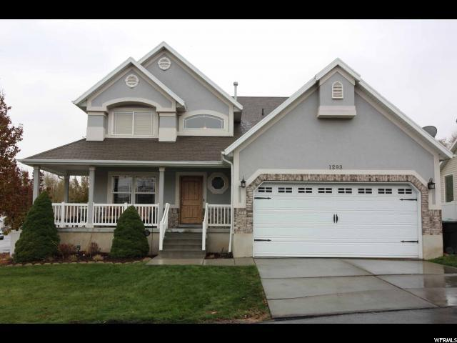 1293 W Glencoe Dr S, Murray, UT 84123 (#1568447) :: Action Team Realty
