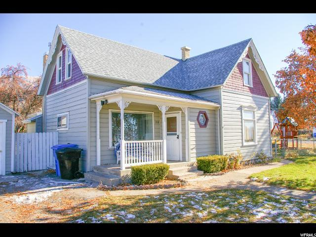 208 N Main, Millville, UT 84326 (#1568471) :: Exit Realty Success