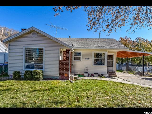 120 N 1000 W, Provo, UT 84601 (#1568481) :: Action Team Realty