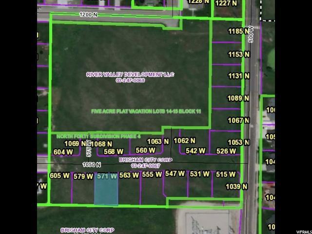 571 W 1050 N, Brigham City, UT 84302 (MLS #1568516) :: Lawson Real Estate Team - Engel & Völkers