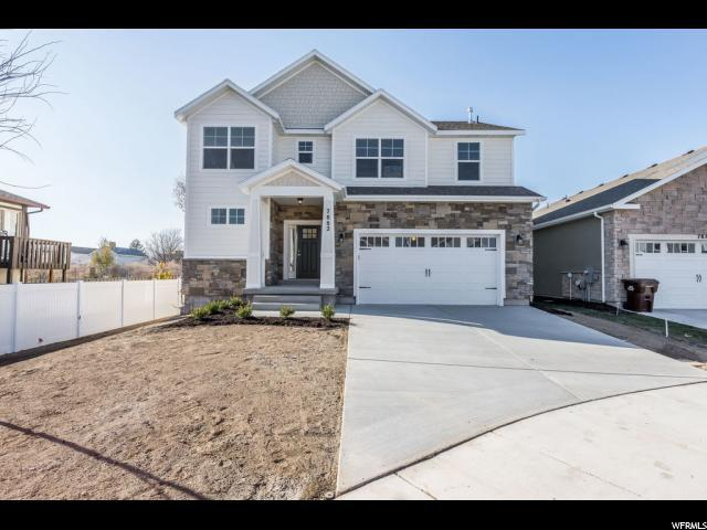 7882 S Grantown Ct W #23, West Jordan, UT 84088 (#1568543) :: Red Sign Team