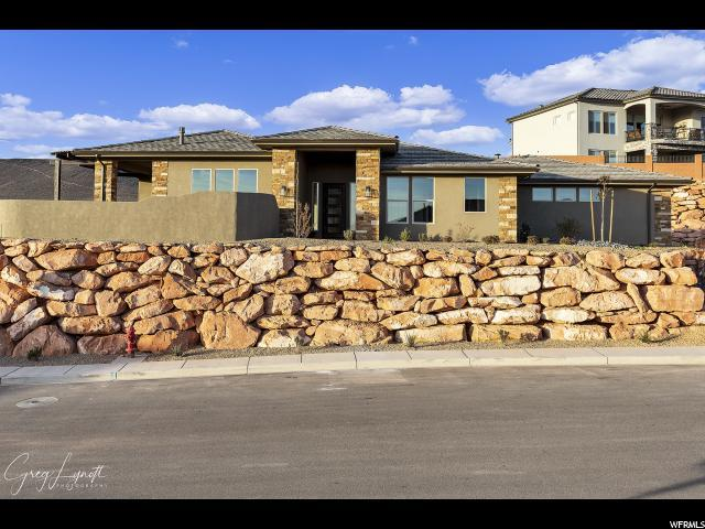 884 W Sunset Mesa Dr, Washington, UT 84780 (#1568601) :: The Fields Team