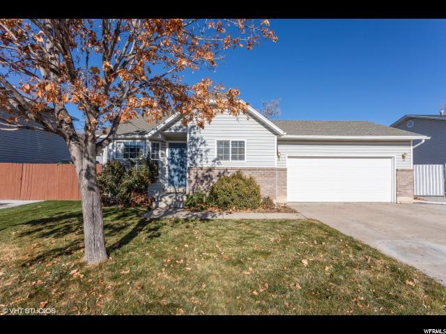 200 W Meadow View Dr S, Ogden, UT 84404 (#1568639) :: Red Sign Team