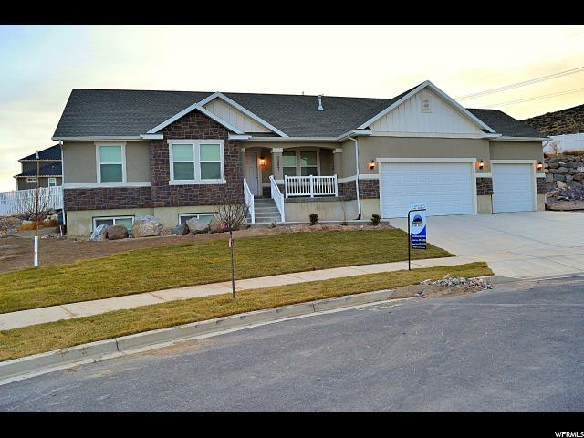 1207 W Zenith Cir, Saratoga Springs, UT 84045 (#1568673) :: The Fields Team