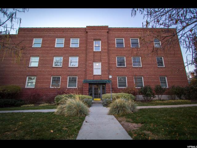 69 N T St #5, Salt Lake City, UT 84103 (#1568683) :: Bustos Real Estate | Keller Williams Utah Realtors