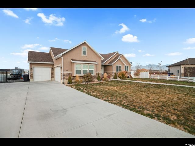 799 Saddle Horn Rd, Grantsville, UT 84029 (#1568838) :: Red Sign Team