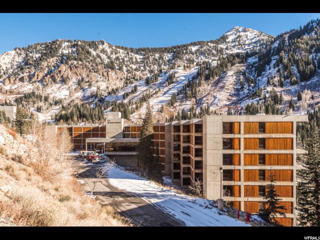 9260 E Lodge Dr #507, Snowbird, UT 84092 (#1568946) :: goBE Realty