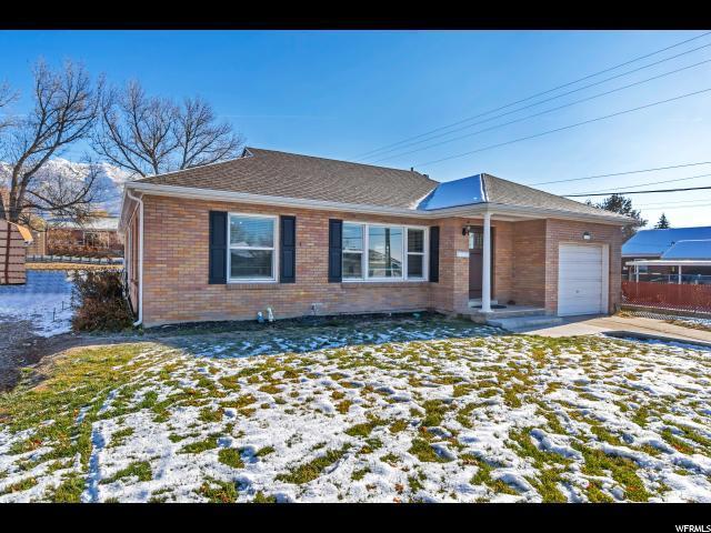 400 N 100 E, Kaysville, UT 84037 (#1569211) :: Keller Williams Legacy