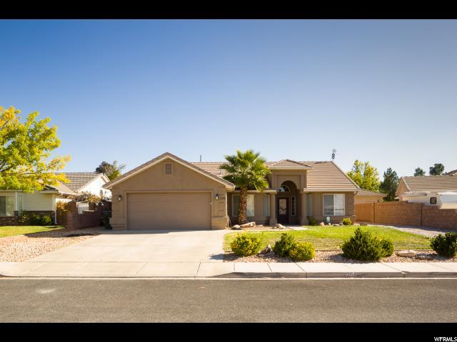1296 N 1480 Cir W, St. George, UT 84770 (#1569217) :: Red Sign Team