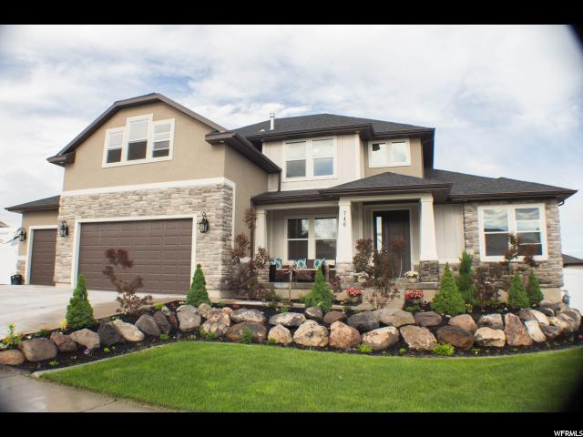 746 Appellation Dr #43, Saratoga Springs, UT 84045 (#1569285) :: The Fields Team