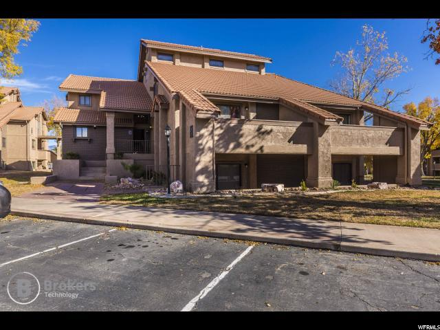 860 S Village Rd H2, St. George, UT 84770 (#1569334) :: Colemere Realty Associates
