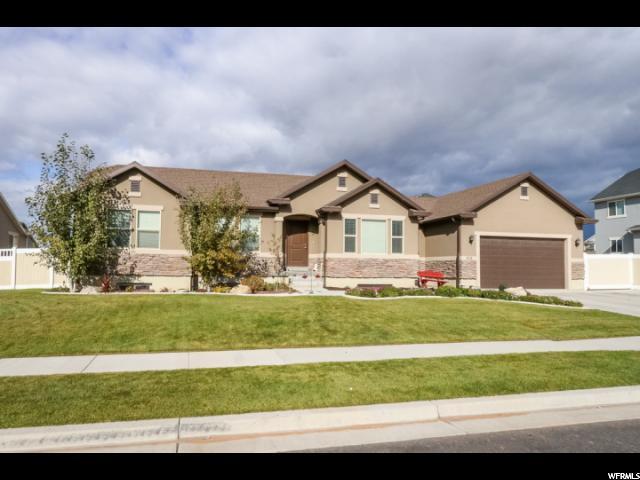 1534 W Jefferson St N, Lehi, UT 84043 (#1569381) :: Colemere Realty Associates