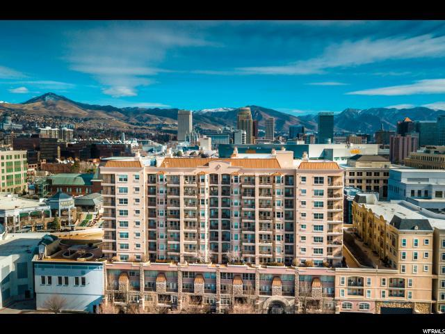 5 S 500 St W #910, Salt Lake City, UT 84101 (#1569383) :: Colemere Realty Associates