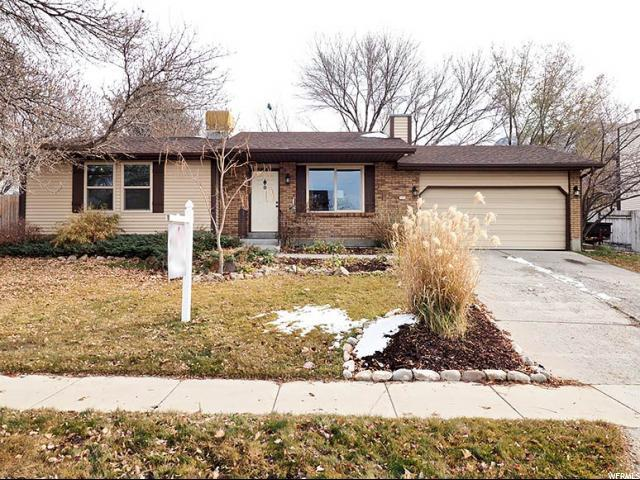 10263 S Countrywood Dr, Sandy, UT 84092 (#1569421) :: goBE Realty