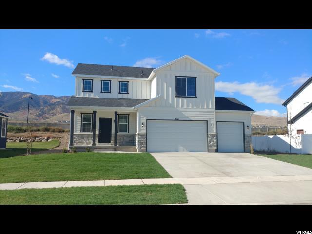 2919 S Yellow Bill Dr #106, Saratoga Springs, UT 84045 (#1569431) :: Colemere Realty Associates