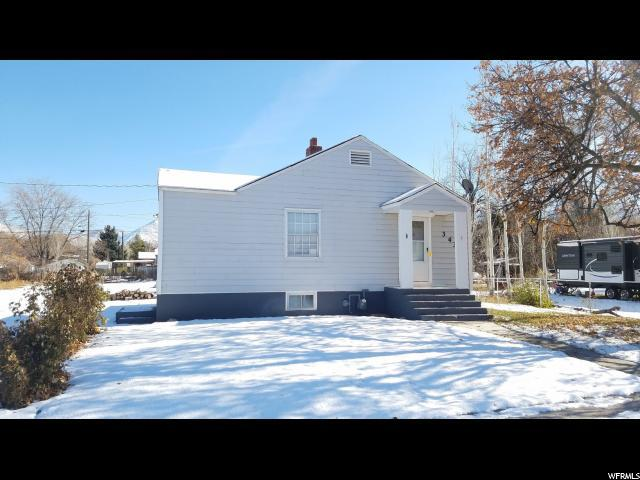 343 S 400 W, Payson, UT 84651 (#1569437) :: The One Group