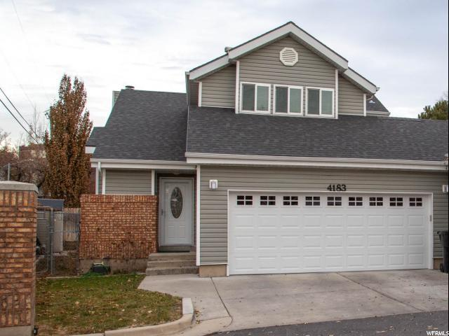 4183 S 1610 E, Millcreek, UT 84124 (#1569466) :: Red Sign Team
