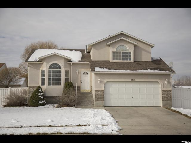 6372 S Laurel Canyon Dr W, Salt Lake City, UT 84118 (#1569479) :: goBE Realty