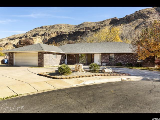 1053 S 100 W, Hurricane, UT 84737 (#1569481) :: Bustos Real Estate | Keller Williams Utah Realtors