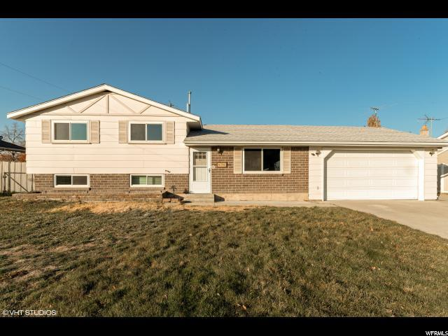 4198 W 3830 S, West Valley City, UT 84120 (#1569554) :: Red Sign Team