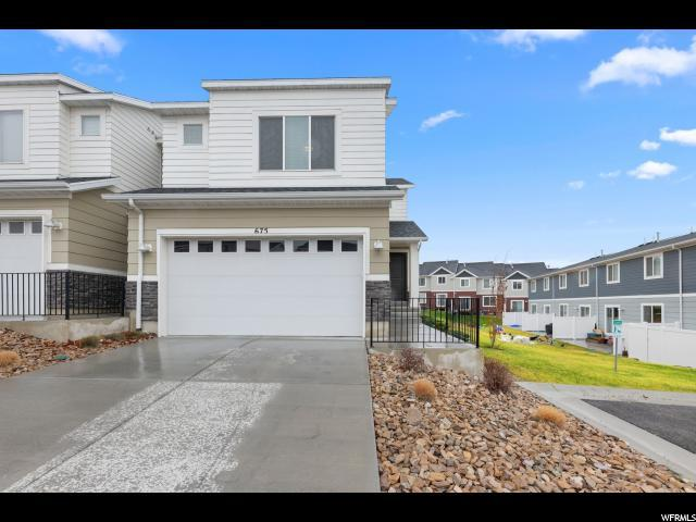675 W Gallant Dr, Bluffdale, UT 84065 (#1569688) :: Red Sign Team