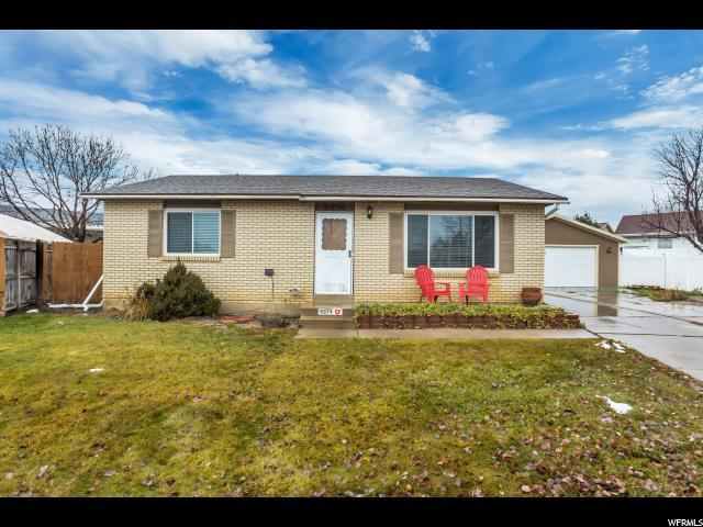 6274 S Dusty Cir, Taylorsville, UT 84129 (#1569784) :: Red Sign Team