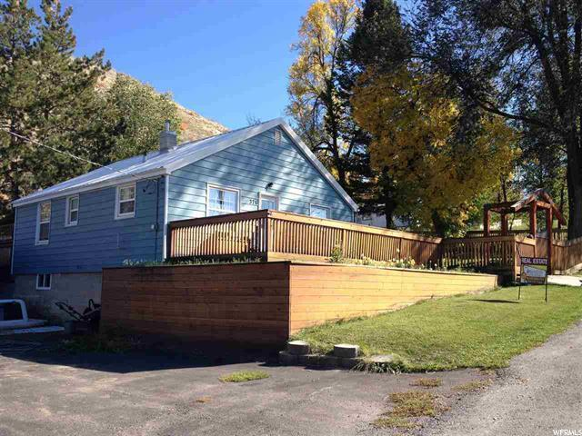 376 S First W, Lava Hot Springs, ID 83246 (#1569788) :: Colemere Realty Associates