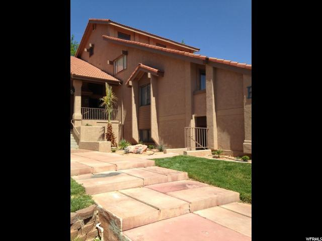 860 S Village Rd Rd W B-10, St. George, UT 84770 (#1569820) :: Colemere Realty Associates