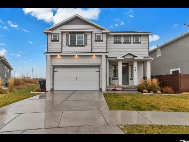 429 N 20 E, Vineyard, UT 84059 (#1569887) :: Bustos Real Estate | Keller Williams Utah Realtors