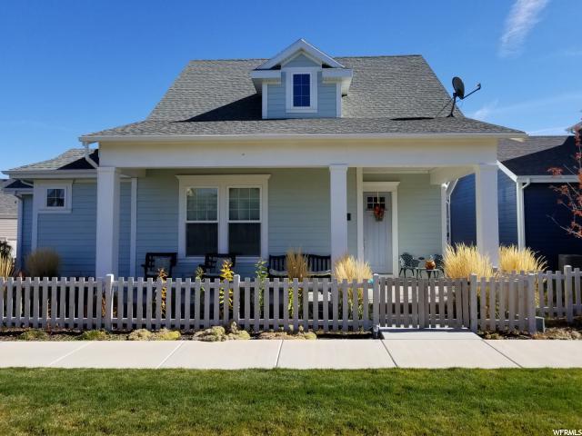 5411 W Copper Needle Way, South Jordan, UT 84009 (#1569965) :: Bustos Real Estate | Keller Williams Utah Realtors