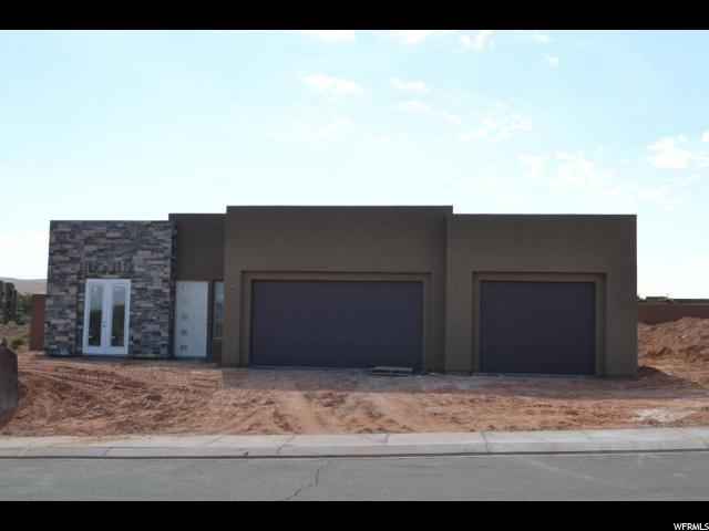 5417 W Copper Cliffs Way, Hurricane, UT 84737 (#1569999) :: Colemere Realty Associates