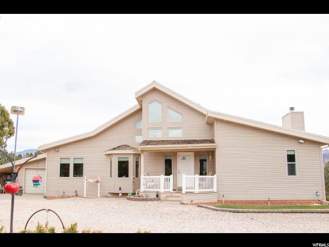 2448 E Hwy 144, New Harmony, UT 84757 (#1570025) :: Bustos Real Estate | Keller Williams Utah Realtors