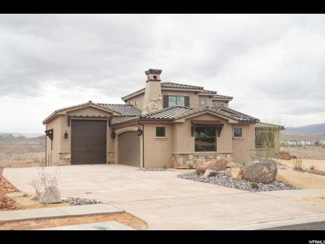 1193 W Cresole Dr, St. George, UT 84770 (#1570039) :: Red Sign Team