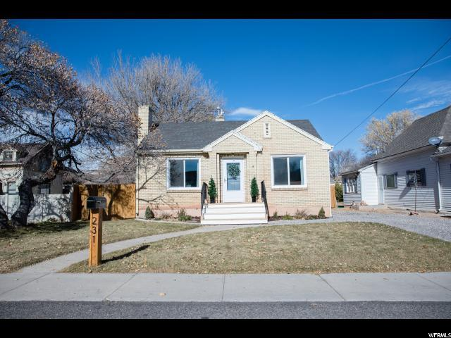 231 E Center N, Richfield, UT 84701 (#1570080) :: The One Group