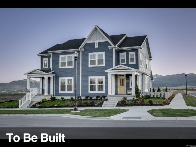 5346 W Canary Grass Way #761, South Jordan, UT 84009 (#1570081) :: Bustos Real Estate | Keller Williams Utah Realtors
