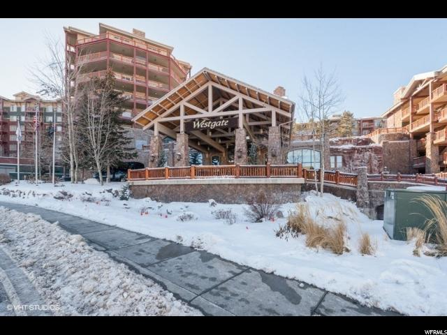 3000 Canyons Resort Dr, Park City, UT 84098 (#1570148) :: Red Sign Team