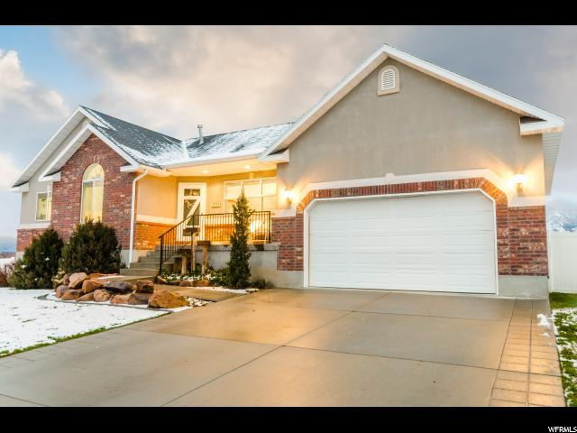 2338 S Spring Hollow Cir W, Nibley, UT 84321 (#1570187) :: Red Sign Team